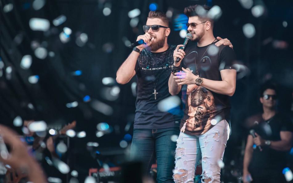 Seguralta sorteia ingressos para show da dupla Zé Neto e Cristiano