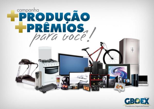 GBOEX lança nova etapa da Campanha Desafio 2019 + PRODUÇÃO + PRÊMIOS PARA VOCÊ!