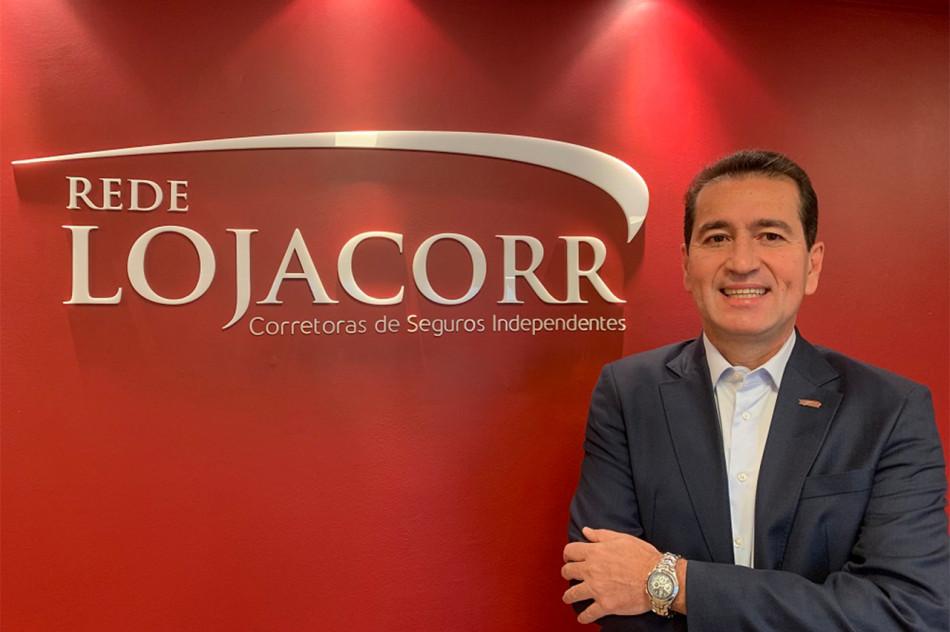 Geniomar Pereira - Diretor Comercial da Rede Lojacorr