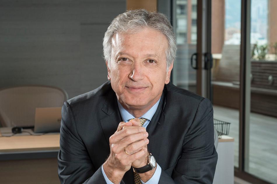 Gonzalo Pérez - CEO do Grupo Sura