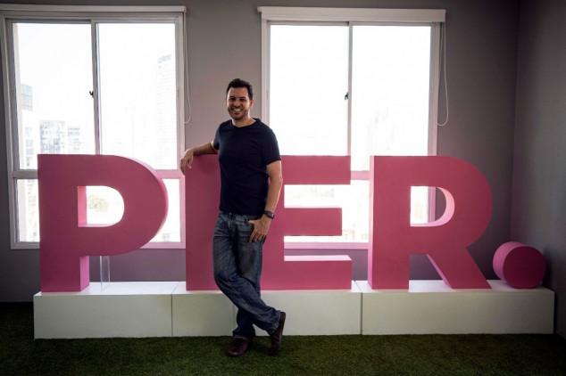 Igor Mascarenhas, cofundador e CEO da Pier