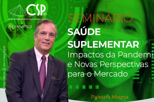 João Alceu Amoroso Lima - Presidente da FenaSaúde