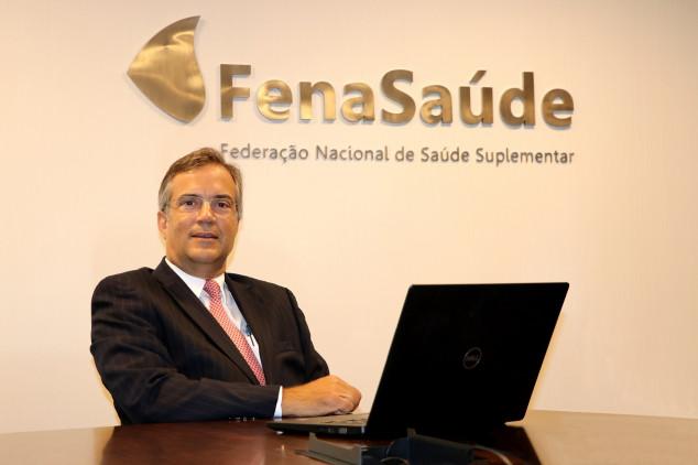 João Alceu Amoroso Lima – presidente da FenaSaúde