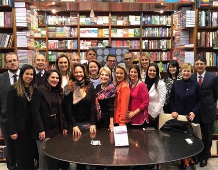 Lançamento do livro da AIDA Brasil - Aspectos jurídicos dos contratos de seguro - ano V