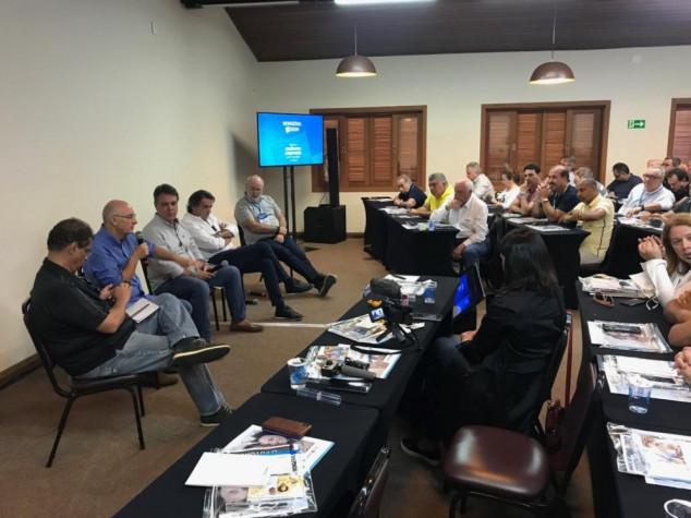 Mongeral Aegon reúne dirigentes de entidades