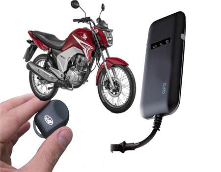 Moto equipada com rastreador é localizada uma hora após o roubo, em Salvador