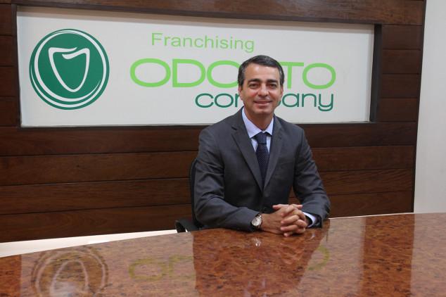 Paulo Zahr, Fundador da OdontoCompany