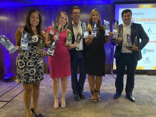 Porto Seguro recebe Prêmio Inconfidência Mineira 2019