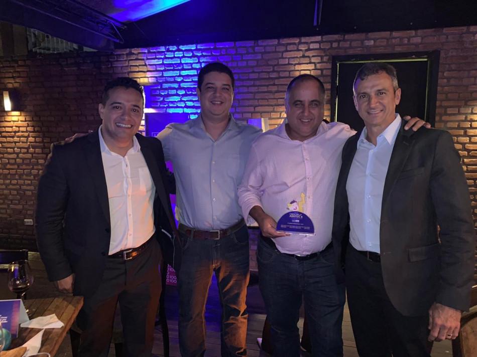 Pelo segundo ano seguido, AIG premia assessorias de vendas destaques em 2018