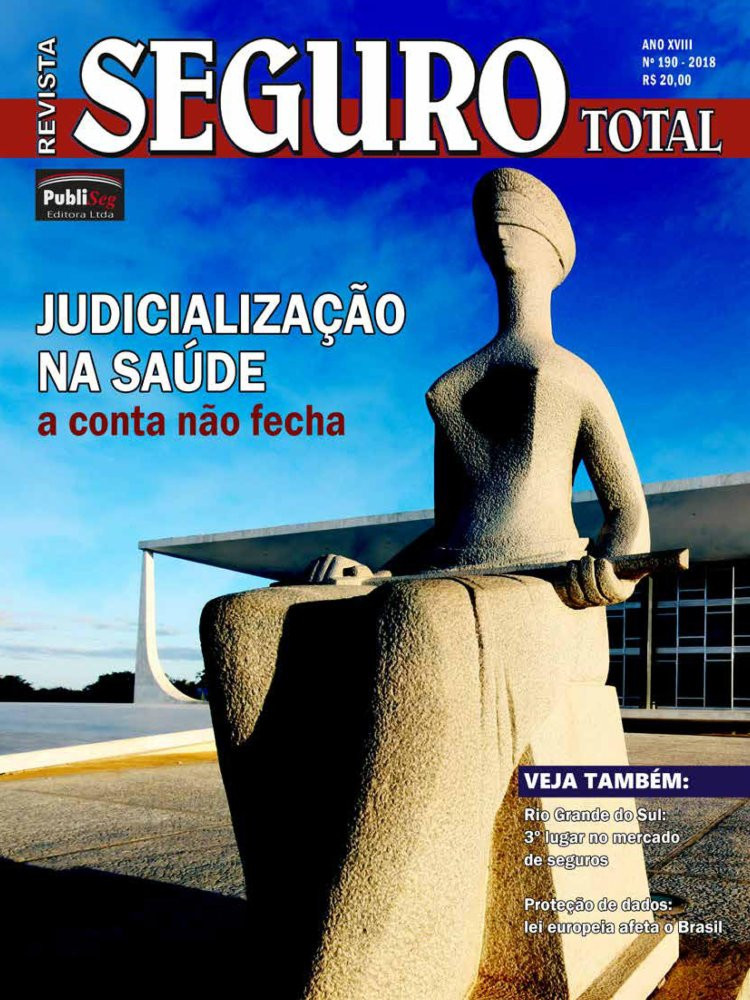Revista Seguro Total - Ed. 190