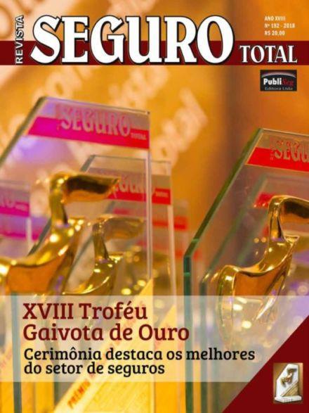 Revista Seguro Total - Ed. 192 - Troféu Gaivota de Ouro
