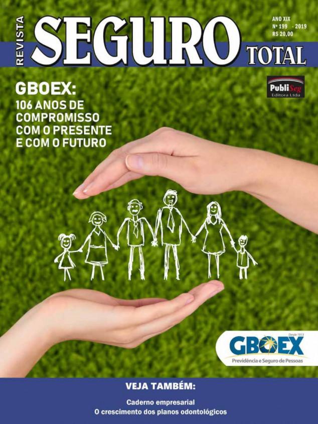 Revista Seguro Total - Ed. 199