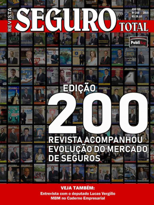 Revista Seguro Total - Ed. 200