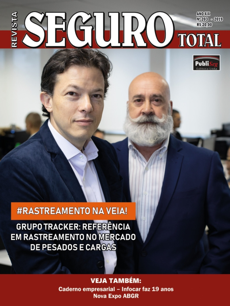 Revista Seguro Total - Ed. 203