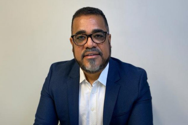 Rinaldo Lima, vice-presidente do Sindsegnne