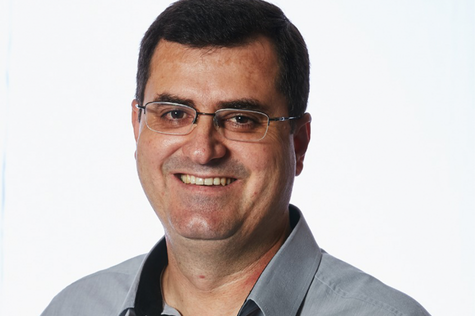 Sidney Rodrigues - diretor da Lojacorr Agro