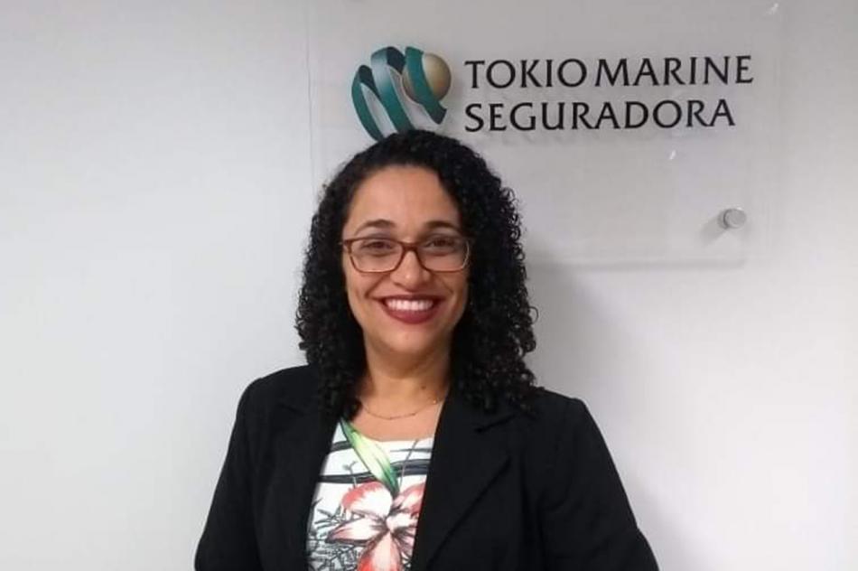Silvia Ramos - Gerente Comercial Vida da Tokio Marine