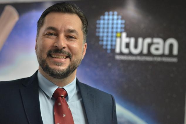 Fabio Acorci, diretor corporate da Ituran Brasil