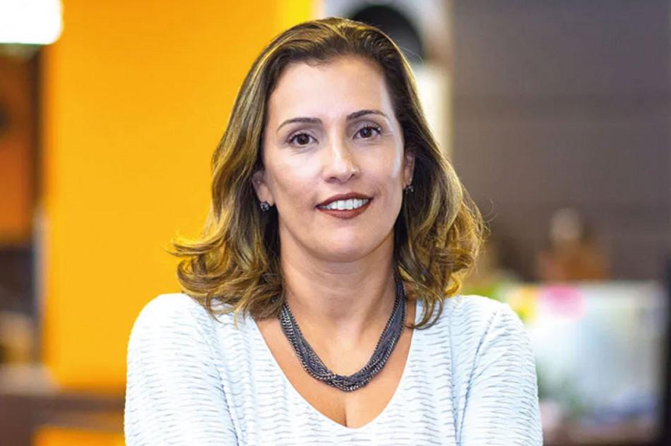 Ana Karina Bortoni Dias é CEO do BMG / Divulgação