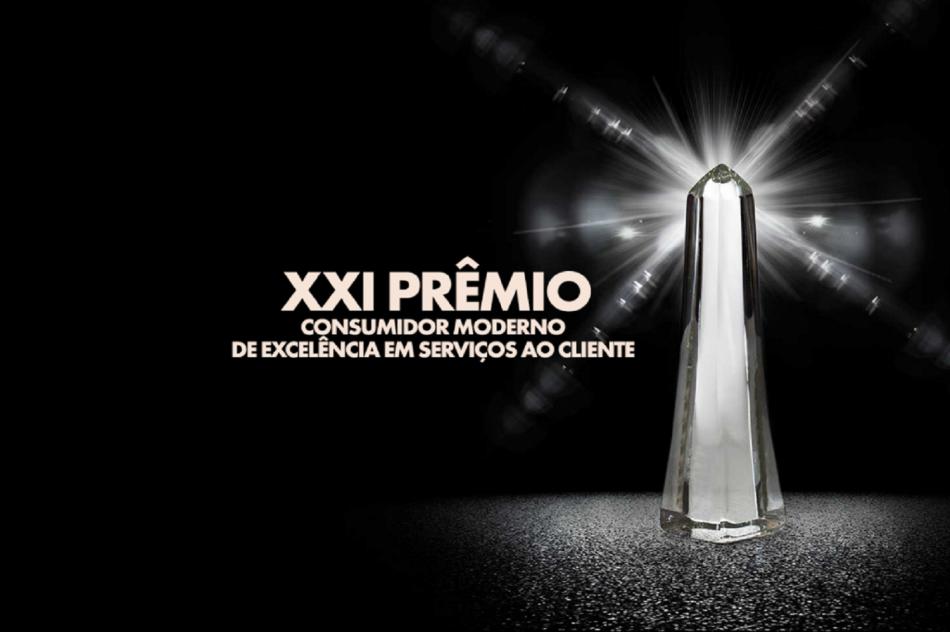 21ª edição do Prêmio Consumidor Moderno de Excelência em Serviços ao Cliente