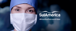 SulAmérica lança campanha #AosQueSalvamVidas