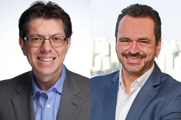 Newton Queiroz, da Argo, e Fabio Leme, da HDI, participam de lives da Seguro Total