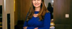 Danielle Titton Fagaraz, gerente de Comunicação e Marketing da AXA no Brasil