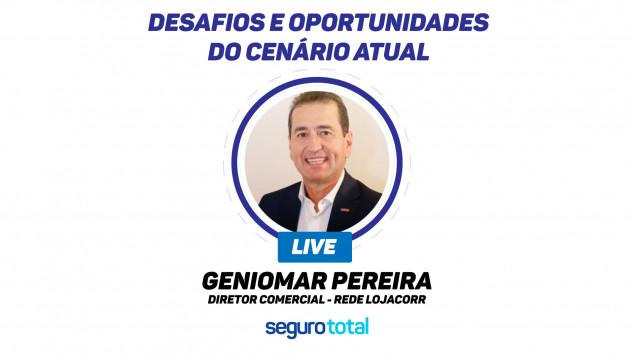 Geniomar Pereira fala sobre desafios e oportunidades no cenário atual; Siga ao vivo!