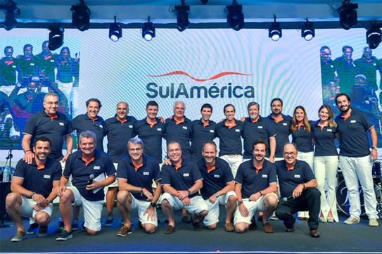 Executivos da SulAmérica recepcionaram os vencedores do PRA Super Campeões 2016