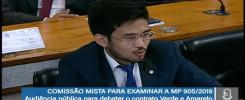 Kim Kataguiri defende Seguro Garantia para até 100% para obras públicas