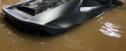 Lamborghini de R$ 1,6 mi não tinha seguro e seria utilizada em leilão beneficente