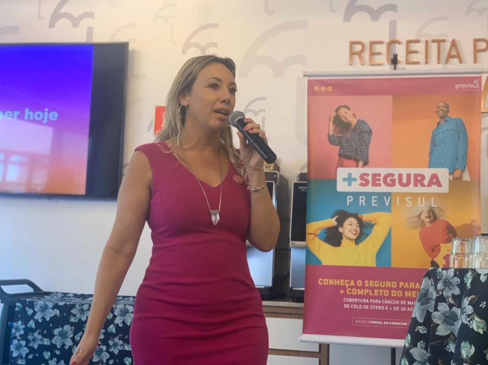 Previsul lança produto voltado especialmente para o público feminino