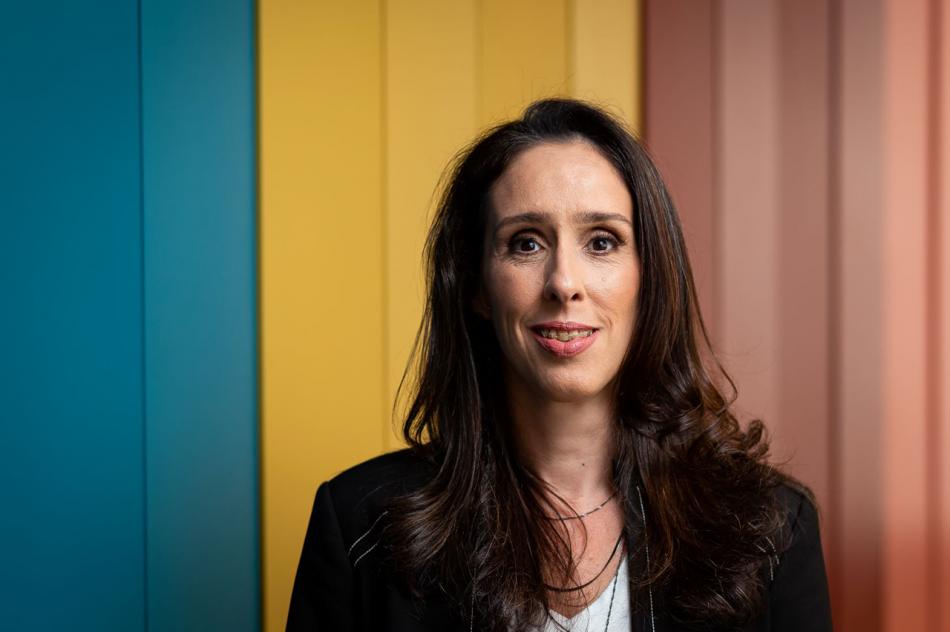 Erika Medici, CEO da AXA no Brasil