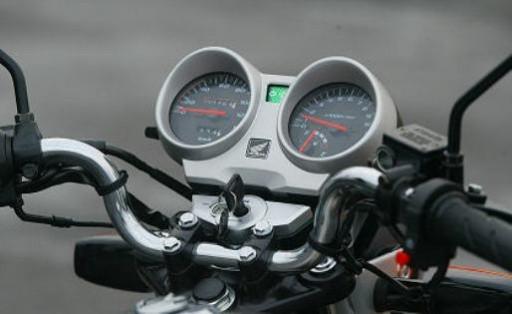 motociclista simula roubo de sua moto para pegar o valor do seguro