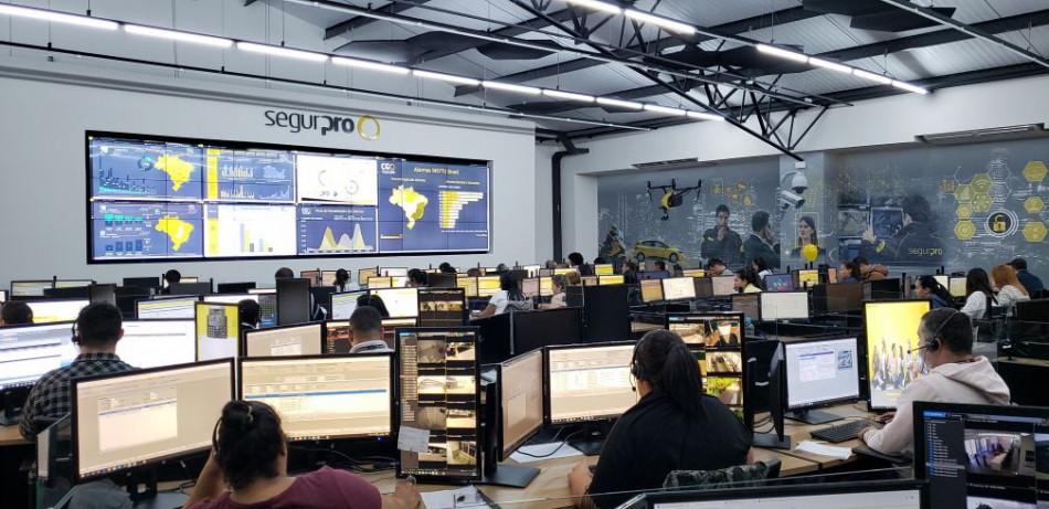 SegurPro inaugura o maior Centro de Gestão Operacional da América Latina em São Paulo