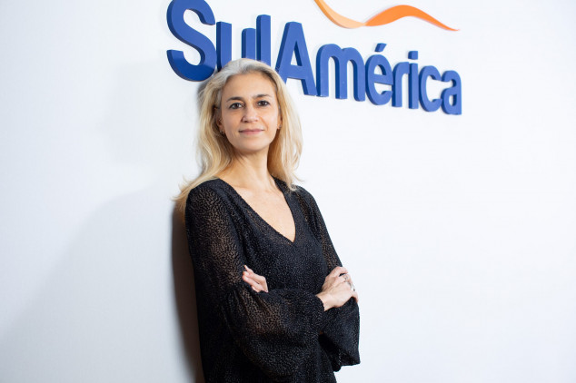 Patrícia Coimbra é Vice-Presidente de Recursos Humanos da SulAmérica / Divulgação